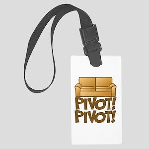 Pivot! Pivot! [Friends] Large Luggage Tag